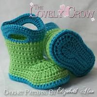 Looking for crocheting project inspiration? Check out Crochet baby boy shoes by member ebethalan.