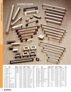 Collection Brochure at Richelieu Hardware Bathroom Hardware, Home Hardware, Cabinet Hardware, Richelieu Hardware, Kitchen Drawer Pulls, Drawer Knobs, Wardrobe Door Handles, Condo Remodel, Knobs And Handles