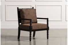 Milari Wood Accent Chair - Main