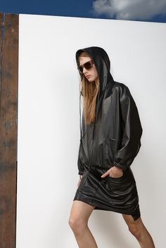 JACKET / MUSASA  //  SKIRT / KIRUNDO  //  SUNGLASSES / NISI