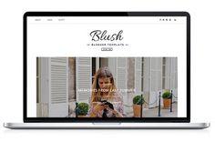 This item is unavailable Web Design, Design Blog, Blog Designs, Instagram Widget, New Instagram, Responsive Grid, Blogger Templates, Design Templates, Blog Layout