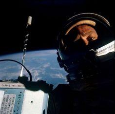 Buzz Aldrin, 1969.