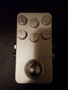 Hotone XTOMP Guitar effects pedal