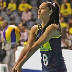 Jaqueline - Volley Brasil