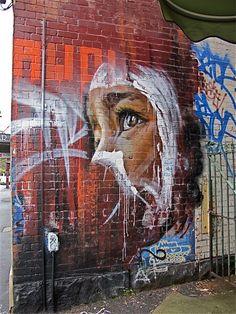 Melbourne Street Art2