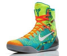 Pop Art: Nike Kobe 9 Elite 'Influence'