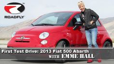 The Roadfly crew was recently in Las Vegas for the US Media introduction of the 2013 Fiat 500 Abarth. The highly respected Abarth with it's racing heritage d...