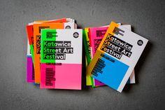 Katowice Street Art Festival design. By Marta Gawin, Katowice.