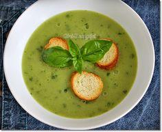 cukkinikrémleves Food Network, Fall Recipes, Bacon, Veggies, Keto, Vegetarian, Vegan, Fruit, Ethnic Recipes