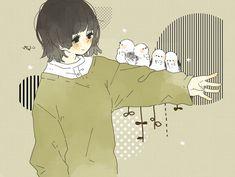 🐣🌱🐣 Kawaii Art, Kawaii Anime, Pretty Art, Cute Art, Storyboard, Character Illustration, Illustration Art, Manga Art, Anime Art