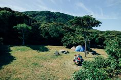 Ippei & Janine Naoi posted a photo:  Niijima Island, Tokyo, Japan  Niijima Island is located approximately 160 km south of Tokyo City. It takes about 3 hours by jet ferry (9 hours by overnight ferry) from Tokyo Takeshiba Port. Niijima Island is also known as Tokyo's Surf Island attracting many surfers (international competitions have also been held on Niijima). The island is also known for its unique type of rhyolite volcanic rock that is found only on Niijima and Italy's Lipari Island. Most…