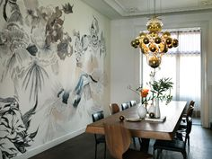 Villa Nicola Amsterdam I Photography by Frank Brandwijk I Styling Anja Koops I 'Dining Room 01'