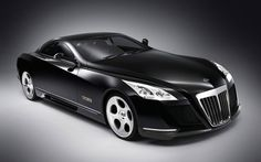 Only one Maybach Exelero was ever made, for JAY Z. The $8 million car weighs over two and a half tons, but can still reach speeds of 218 mph! #FastlaneFriday