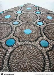 Resultado de imagen para pebble mosaic
