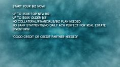 """""""Unsecured Lines of Business Credit Available!  http://billions1.wixsite.com/quickfastfundingnow/unsecured-lines-of-credit"""
