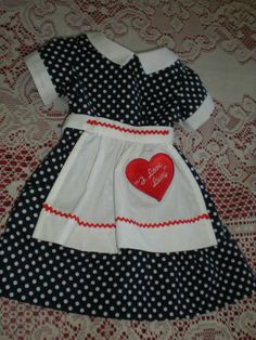 I love Lucy!  Is this for real??? Newborn sized Lucy dress! NO WAY!