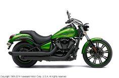 Kawasaki Vulcan® 900 Custom World of Powersports Inc. Decatur, IL (800) 548-7218