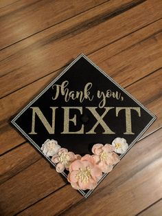 Flowers pearls glitter More from my site The Emperor New Groove Grad Cap Graduation Cap Decoration Ideas Grad Cap Ideas Graduation cap ❤️ – Custom Graduation Cap Calligraphy Decal Disney Graduation Cap, Funny Graduation Caps, Graduation Cap Toppers, Graduation Cap Designs, Graduation Cap Decoration, Graduation Party Decor, Graduation Pictures, College Graduation, Graduation Quotes