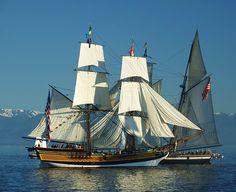 Tall Ships Festival, Victoria BC