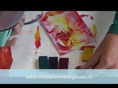 Encaustic Art & patronen You Tube - YouTube