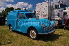 Morris Minor 1000 van