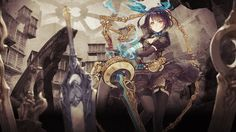 Taro Yoko's next project is a mobile game titled SINoALICE: I'll be the first to admit that I'm not much of a mobile gamer. While I do…