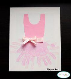 Great kid handprint ideas...make for me!!