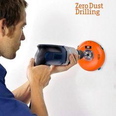 Zero Dust Drilling Drill Dust Collector