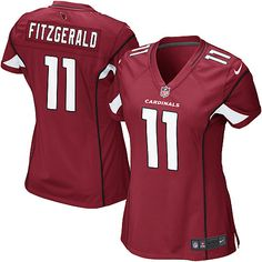 Larry Fitzgerald Jersey Womens Nike Arizona Cardinals http://#11 Elite Team Color Red Jersey | Size S, M,L, 2X, 3X, 4X, 5X. At Official Arizona Cardinals Shop, you can find one of the largest selections online of Larry Fitzgerald Jersey Womens Nike Arizona Cardinals http://#11 Elite Team Color Red Jersey | Size S, M,L, 2X, 3X, 4X, 5X licensed by the NFL.$109.99