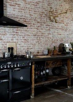 Masculine Kitchen Designs | ComfyDwelling.com