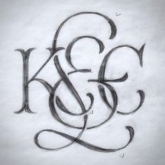 Sorting out the details of this crowded little monogram for Christoffer & @kaisaleka's new book