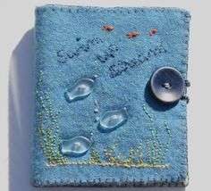 Swim Up Stream by sandymairart on Etsy