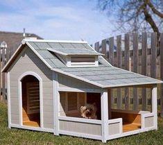 Planos para casas para perros