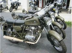 Used 1974 Condor A350 Motorcycles For Sale in Georgia,GA. The motorcycle I am selling is my last remaining Condor. I hand picked it, the best of the lotor 20. I have also accessorized it with some nice Swiss army accessories. The bikes in the photo have all been sold, call me for details about the remaining bike.1974 CONDOR A350, Swiss Army Condors, These are low miles, 100% original swiss Army motorcycles. They come direct from the Swiss base and have never been in civilian use. They are…