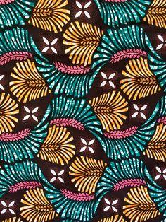 House of Mami Wata African Print Fabrics  https://www.etsy.com/listing/584026245/african-print-fabric-ankara-teal-pink