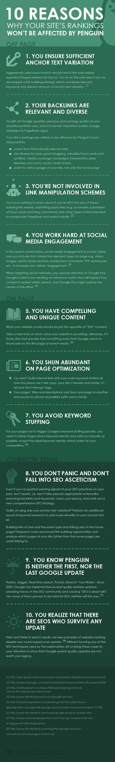 Like your SEO advice in #Infographic form? Check this out.