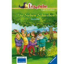 Die Sieben Schwaben Fiction Books, German, Children, Movie Posters, Movies, Fictional Characters, Deutsch, Young Children, German Language