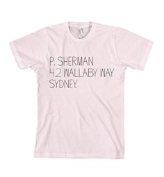 P Sherman TShirt Finding Nemo  Limited Edition  by Cakeworthy, $20.00 I MUST HAVE