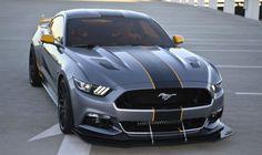 Ford cria Mustang F-35 Lightning II - carros - Jornal do Carro