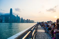 Sunkissed Suitcase, 5 day Hong Kong itinerary, Victoria Harbour