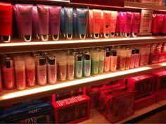 Victoria's Secret Perfumes & Lotions