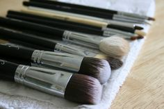 Babydoll Weddings | Bridal Hair and Makeup | Arizona: Babydoll Beauty Secrets: Cleaning your makeup brushes