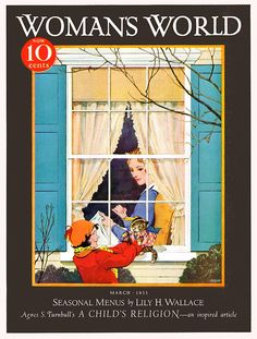 Miriam Story Hurford Woman's World 1933-03 http://www.pinterest.com/kaatje1960/window-to-the-world/