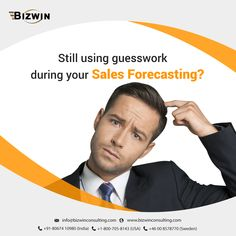 Its time to do away with the Guess Work from Sales Forecasting and start implementing - Bizwin's Tool for Accurate Forecasting and Step-by-Step Facts Verification. Marketing Consultant, Facts, Business, Products, Store, Business Illustration, Gadget