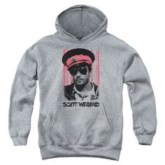 "Checkout our #LicensedGear products FREE SHIPPING + 10% OFF Coupon Code ""Official"" Scott Weiland / Black Hat-youth Pull-over Hoodie-athletic Heather-sm - Scott Weiland / Black Hat-youth Pull-over Hoodie-athletic Heather-sm - Price: $49.99. Buy now at https://officiallylicensedgear.com/scott-weiland-black-hat-youth-pull-over-hoodie-athletic-heather-sm"