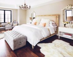 perfect plush bedroom