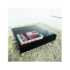 Innovation USA Cross Contemporary Nightstand or Coffee Table  variable heights, colors $177