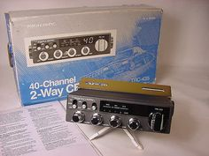Vintage Old Collectible  CB Radio  Realistic  by RiverHillExchange