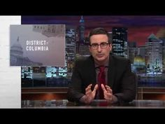 John Oliver Is Pretty Sure No One Would Notice If the American Flag Had 51 Stars