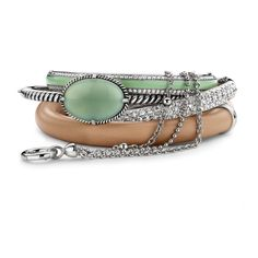 Ti Sento bracelets
